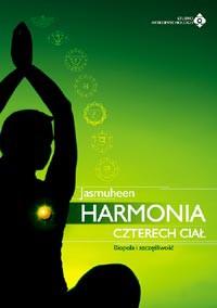 Harmonia czterech ciał - Okładka książki
