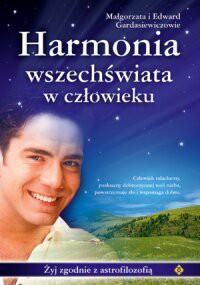 Harmonia wszechświata w człowieku - Okładka książki