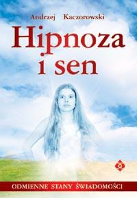 Hipnoza i sen - Okładka książki