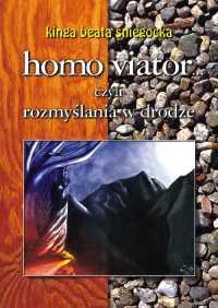Homo viator czyli rozmyślania w drodze - Okładka książki