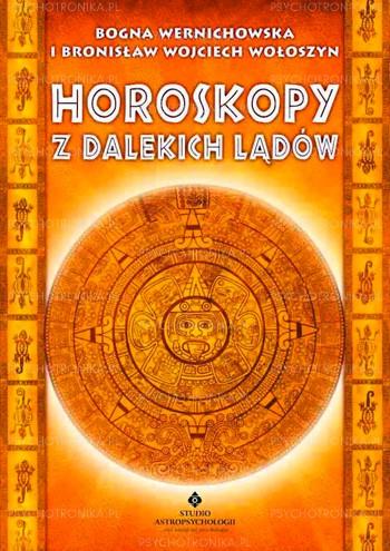 Horoskopy z dalekich lądów - Okładka książki