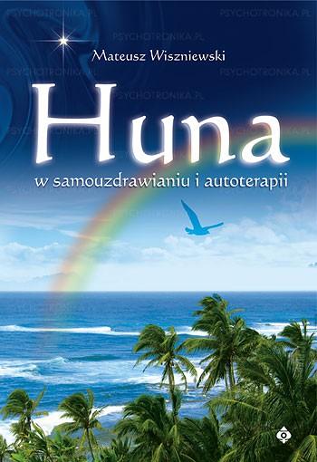 Huna w samouzdrawianiu - Okładka książki