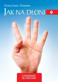 Jak na dłoni - Okładka książki