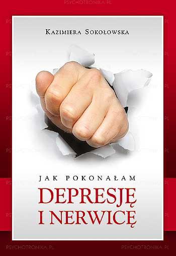 Jak pokonałam depresję - Okładka książki