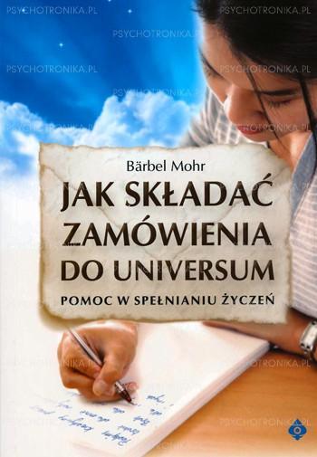 Jak składać zamówienia do universum - Okładka książki