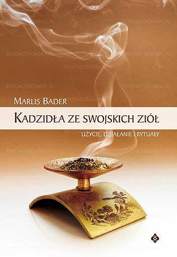 Kadzidła ze swojskich ziół - Okładka książki
