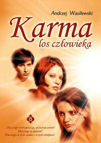 Karma los człowieka - Okładka książki