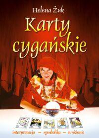 Karty cygańskie - Okładka książki