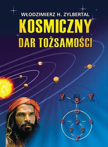 Kosmiczny dar tożsamości - Okładka książki