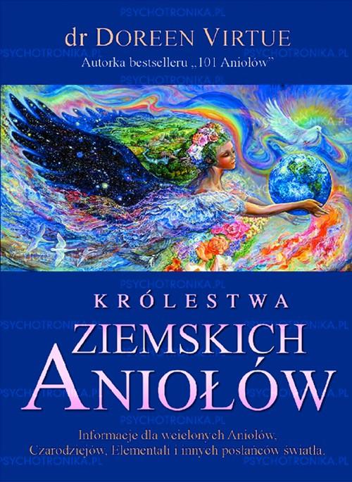 Królestwa ziemskich aniołów - Okładka książki