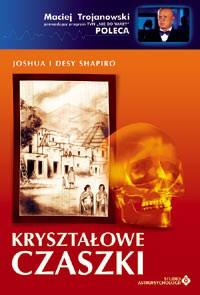 Kryształowe czaszki - Okładka książki