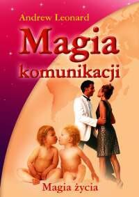 Magia komunikacji - Okładka książki