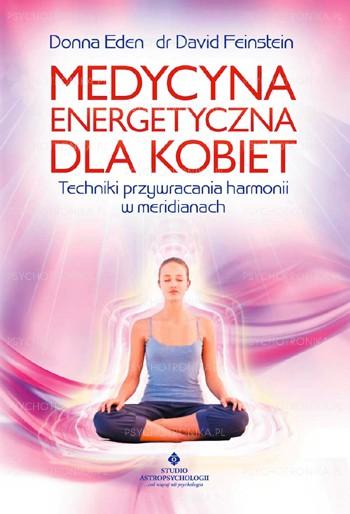Medycyna energetyczna dla kobiet - Okładka książki