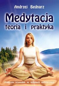 Medytacja teoria i praktyka - Okładka książki