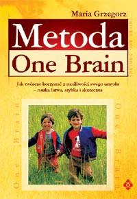 Metoda one brain - Okładka książki