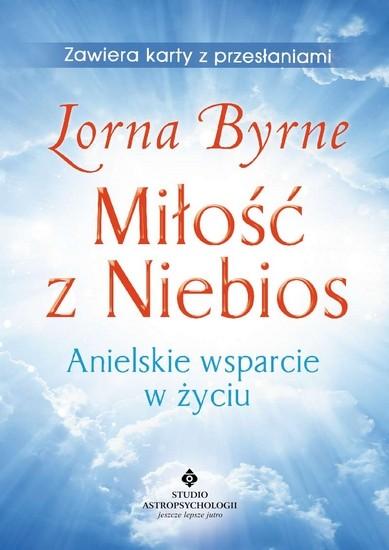 Miłość z Niebios. Anielskie wsparcie w życiu - Okładka książki