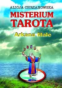 Misterium tarota - Okładka książki