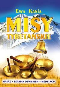 Misy tybetańskie - Okładka książki