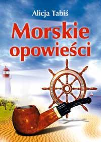 Morskie opowieści - Okładka książki