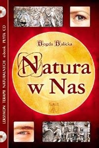 Natura w nas - Okładka książki