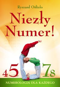 Niezły numer - Okładka książki