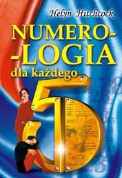 Numerologia dla każdego - Okładka książki