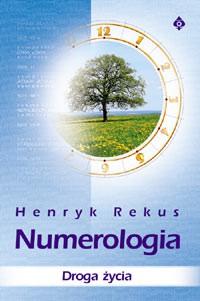 Numerologia droga życia - Okładka książki