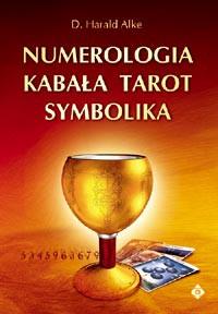 Numerologia kabała tarot - Okładka książki