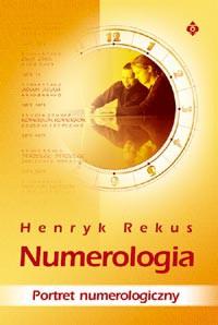 Numerologia portret numerologiczny - Okładka książki