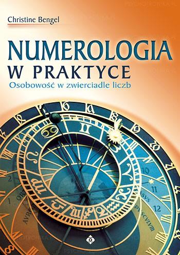 Numerologia w praktyce - Okładka książki