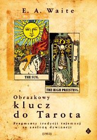 Obrazkowy klucz do Tarota - Okładka książki