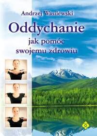 Oddychanie jak pomóc swojemu zdrowiu - Okładka książki