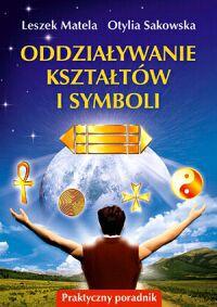 Oddziaływanie kształtów i symboli - Okładka książki