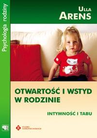 Otwartość i wstyd w rodzinie - Okładka książki