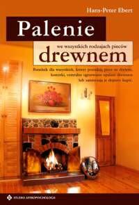 Palenie drewnem - Okładka książki