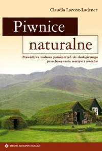 Piwnice naturalne - Okładka książki