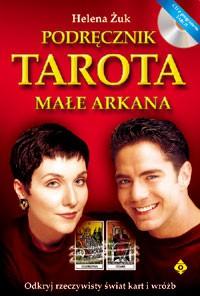 Podręcznik Tarota Małe Arkana - Okładka książki