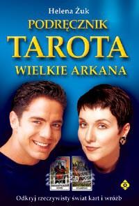 Podręcznik tarota wielkie arkana - Okładka książki