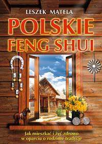 Polskie feng shui - Okładka książki