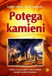 Potęga kamieni - Okładka książki
