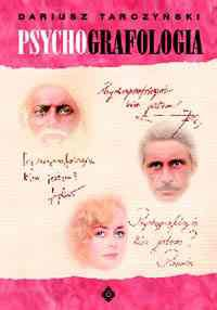 Psychografologia - Okładka książki