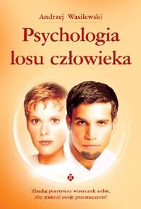Psychologia losu człowieka - Okładka książki