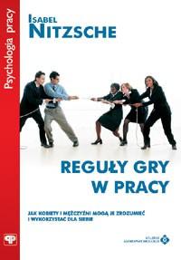Reguły gry w pracy - Okładka książki