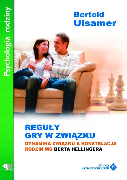 Reguły gry w związku - Okładka książki