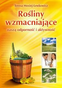 Rośliny wzmacniające - Okładka książki
