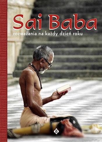 Sai Baba - Okładka książki