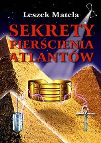 Sekrety pierścienia atlantów - Okładka książki