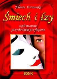 Śmiech i łzy - Okładka książki