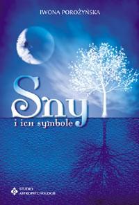 Sny i ich symbole - Okładka książki