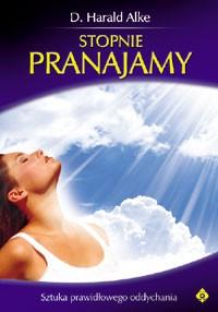 Stopnie Pranajamy - Okładka książki